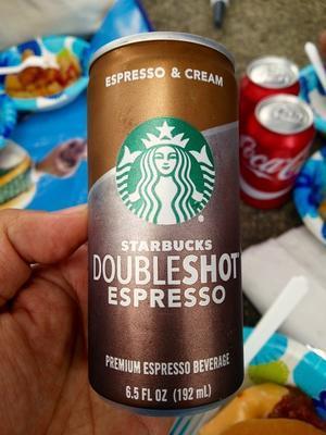 Starbucks DoubleshotR Espresso Drink - ?