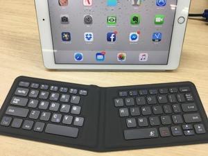ミニレビュー:携帯用折畳みキーボード 3E Wallet - タイム・コンサルタントの日誌から