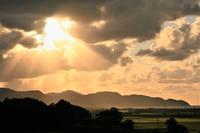 ついに夕陽を - ゆる鉄旅情