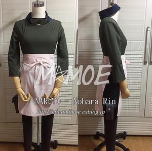 NARUTO - Nohara Rin - M☆MOE