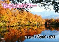秋の紅葉撮影ツアーin信州のご案内 - カメラの東光堂