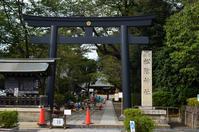 松陰神社から三軒茶屋を散策 - kenのデジカメライフ