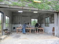 木彫りワークショップ2 - TI.クラフト