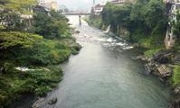 『長良川の一日』 -柴田勇治さんの遺作展へー - 西蔵坊だより