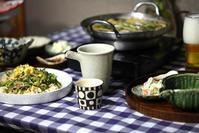 芋煮鍋! - ワタシの呑日記