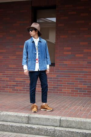 visvim - New Item Style. - UNDERPASS・・・Having fun!!!