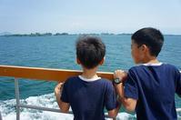 琵琶湖は滋賀県ですの旅 ③竹生島 - 続・ロシア餃子8個中1個辛いの日記