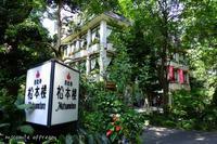 日比谷公園の松本楼でランチ - Photocards with love