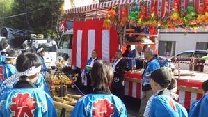 地域神社秋季例大祭 - 木遊人masamiの十勝lifelog