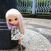 レイナちゃん西郷山公園で外撮り2 - T's Photo Diary2(Grass Field*)
