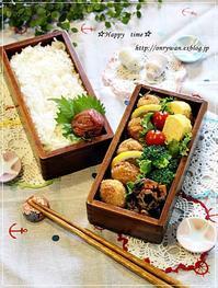 一口とんかつ弁当と今週の作りおき♪ - ☆Happy time☆