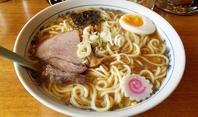 和楽大勝軒 ラーメン2玉 - 拉麺BLUES