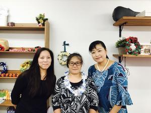 Fall&Winterワークにご参加下さりありがとうございました! - ハワイでリボンレイ&製作スクール  Ribbon lei Happy na Mainichi!