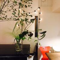 10月11月のFlower Lesson@SENDAI KOFFEE CO. - la petite couronne de fleur
