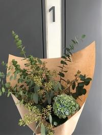 秋のFLOWER MARKET@SENDAI KOFFEE CO. - la petite couronne de fleur
