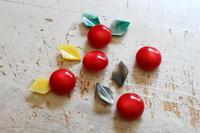 ミラノで買った可愛いボタンたち - ビーズ・フェルト刺繍作家PieniSieniのブログ