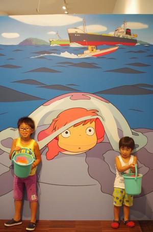 夏だ!あかがねミュージアムだ!in愛媛 - 息子と写真がすき。