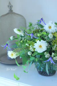 またまた夏日! - Le vase*  diary 横浜元町の花教室