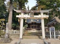 福知山市今安(いまやす)地区の神社 - ほぼ時々 K'Chan Blog