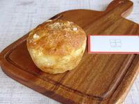 やっぱりおいしい! 新百合ヶ丘nichinichiのコーンパンとチャバタ - ぱんのみみ