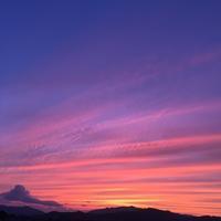 #584〜台風前の夕焼け〜 - カメラを相棒に