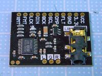Raspberry Pi3用にPCM5102(半)自作I2S DAC - TYO.STDのおきらく写真生活