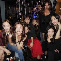 AFTERSCHOOL ナナの誕生日パーティーに美女たちが集結!KARA出身ハラら豪華メンバー話題 - Niconico Paradise!