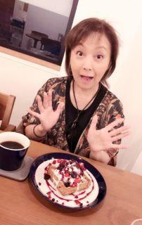 或る日の私 - 堀江美都子公式ブログ『Micchi's Hoihoi Days』