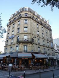2017年9月 ANA修行パリ(2) ホテル オデッサ モンパルナス(Hotel Odessa Montparnasse) - いけたび2