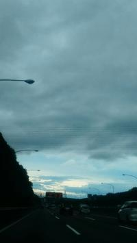 本日の空模様 - 京都ときどき沖縄ところにより気まぐれ