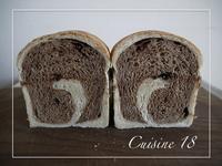 渦巻きパン - cuisine18 晴れのち晴れ