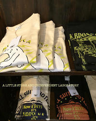 LIBER-T 入荷! - A LITTLE STORE And INDEPENDENT LABOFATORY