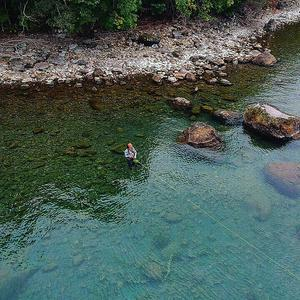 <Episode #347> Lake Shikotsu - slow fishing ver.2