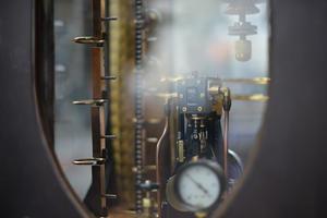 Steam Clock -