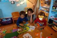 1年振りの園訪問 ~Kindergarten in Berlin~ - チーム名はファミリエ・ベア ~ハイジが記すクマ達との日々~