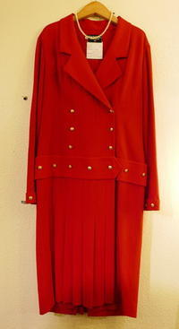 CHANEL VINTAGE ONEPIECE - carboots