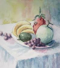 koujiさんの絵「果物」 - greensleeves.poplar