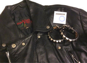 「 I LOVE THE GERMS 」 - GIANT BABY    used&vintage clothing & culture & happy