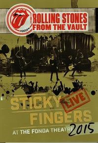 STICKY FINGERS LIVE AT THE FONDA THEATRE - ウミネエブログ