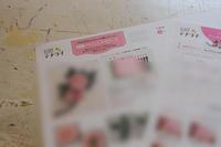 日本ヴォーグ社の通信講座「テナライ」の校正をしています - ビーズ・フェルト刺繍作家PieniSieniのブログ