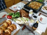 9月18日のパン教室 - 手作りパン・料理教室(えぷろん・くらぶ)