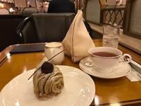 帝国ホテル ランデブーラウンジ - アラフィフ スナフ ここからすべて思い通りの人生