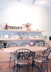 Treenity Cafe@都立大学 - 「ぺろ」日記