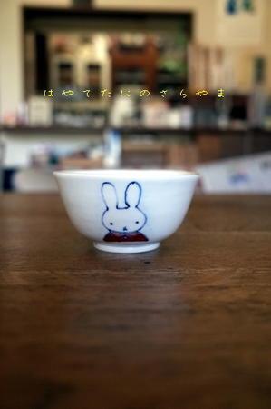 AIちゃんのお茶碗 -