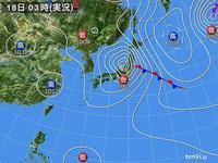 20170918 【台風】18号が過ぎ去った - 杉本敏宏のつれづれなるままに