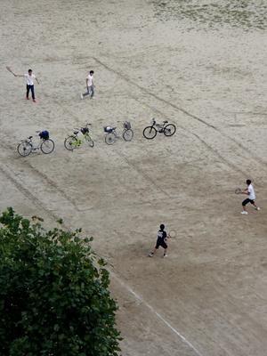 台風一過秋の空 - 写真と空と自転車と