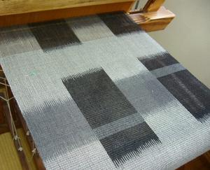 絣、昼夜織り、裂き織り - テキスタイルスタジオ淑blog