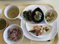 今日の社食の健康ランチ - よく飲むオバチャン☆本日のメニュー
