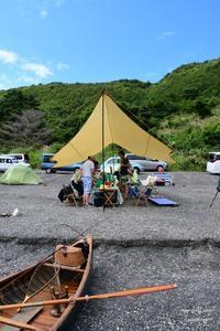 keep slowly camp 2017 その2 - Sauntering