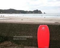 海上がりに - surftrippper サーフィンという名の旅